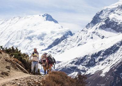 Непал треккинг вокруг Аннапурны
