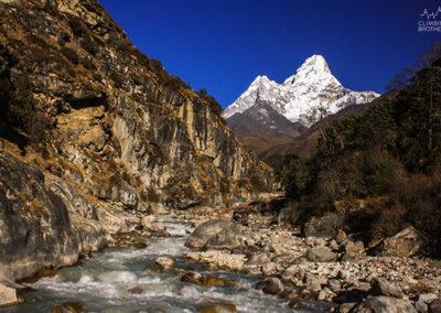 Базовый лагерь Эвереста высота