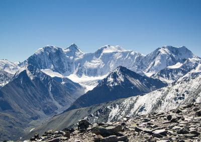 Гора Белуха треккинг