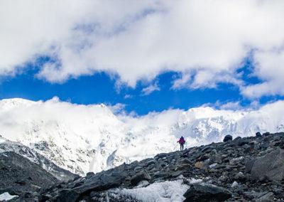 Восхождение на гору Белуха