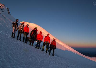 Треккинг на Эльбрус с Севера
