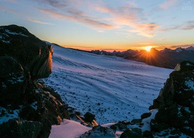 Восхождение на Эльбрус с юга маршрут