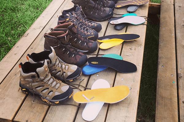 Обувь для похода в горы