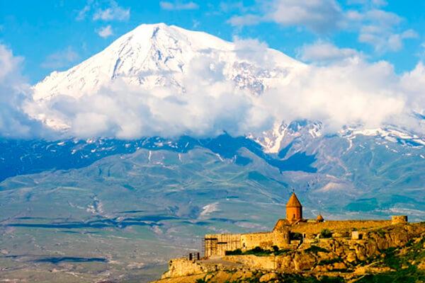 восхождение на гору Арарат