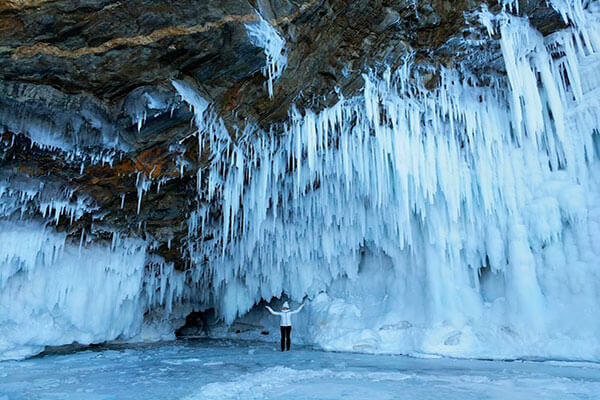 пещера Байкал