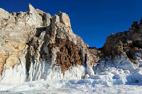Горы Байкал